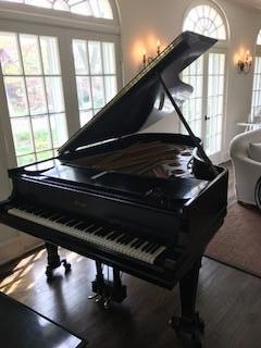 7' Vintage Conover Grand Piano