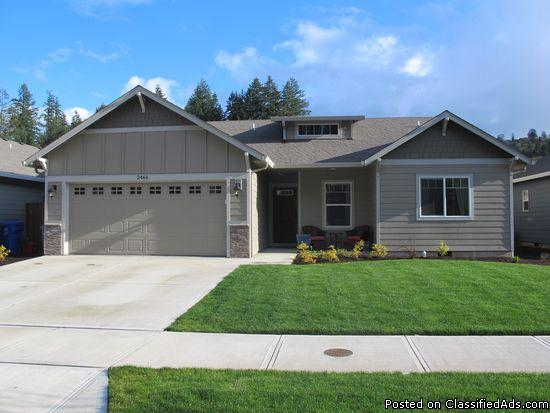 2466 Equestrian Loop S, Salem, OR 97302