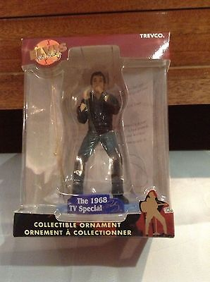 Trevco Elvis  68' Comeback Special - Christmas Ornament by Trevco MIB