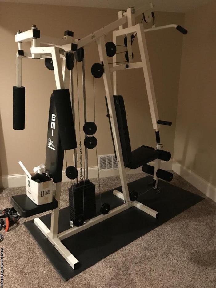 BMI 9000 Home Gym