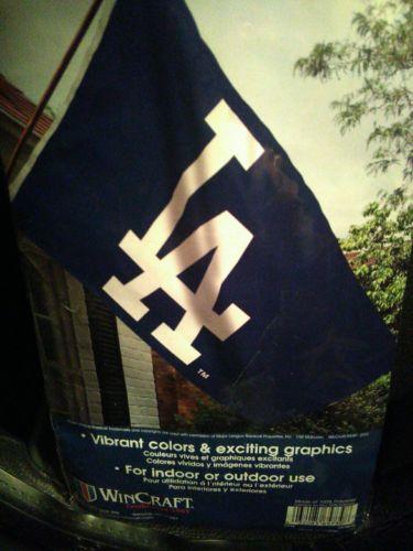 L.A.  Dodgers 3x5' Flag