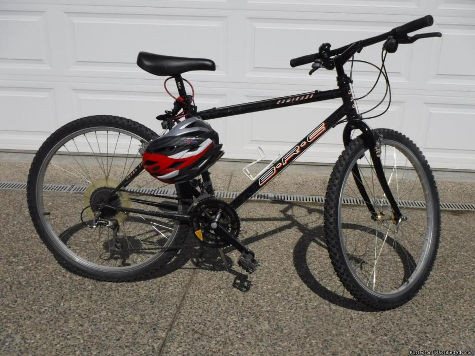 21 SPEED BRC MOUNTAIN BICYCLE