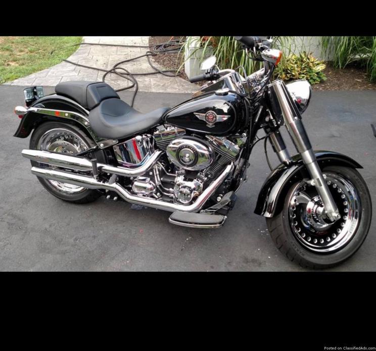 2015 Harley Davidson Fatboy For Sale