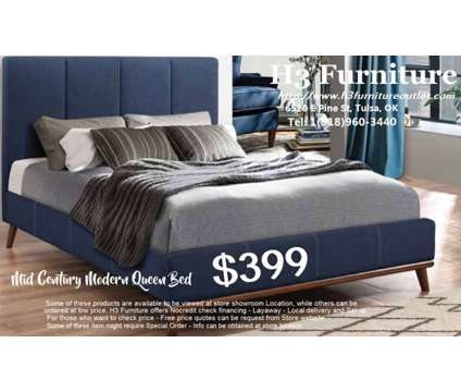 Affordable Modern bed - Platform in different style