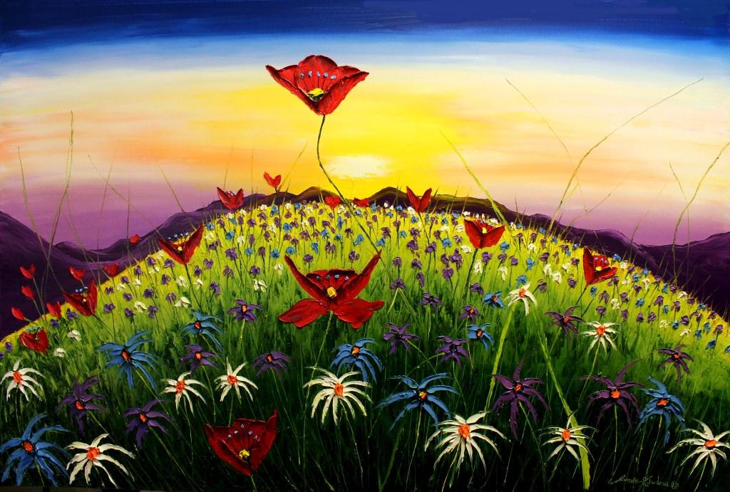 Field Of Wildflowers #12