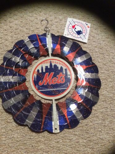 New York Mets MLB Wind Spinner