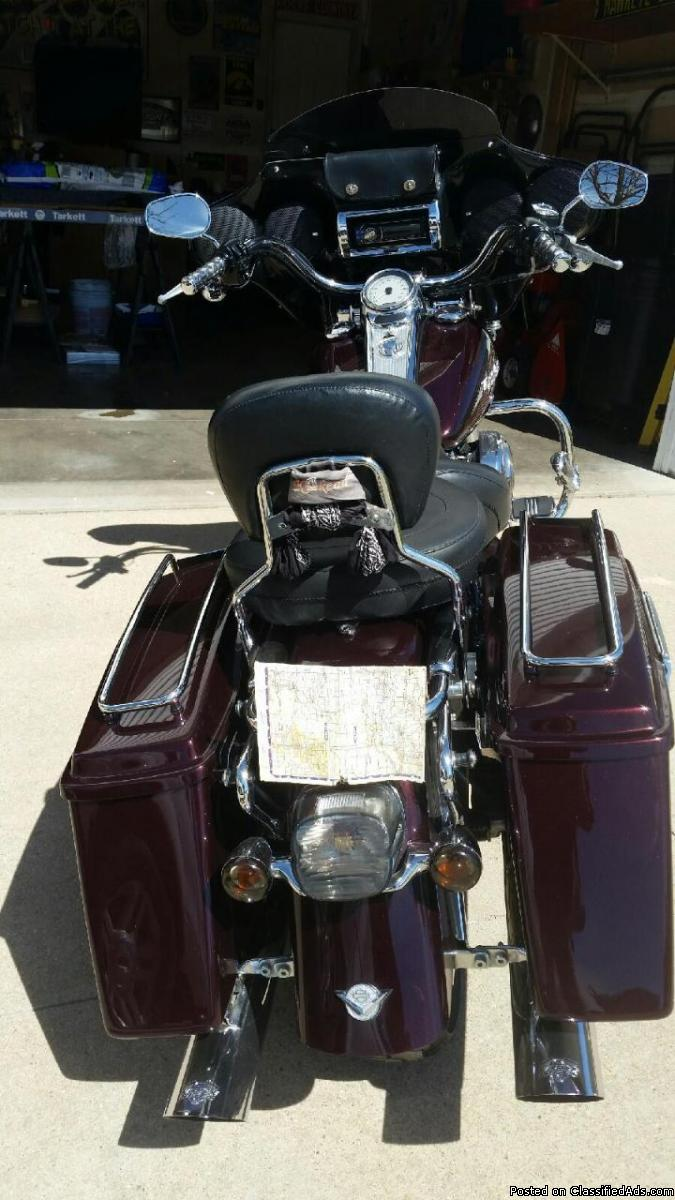2005 Harley Road King Custom