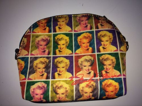 marilyn monroe makeup bag