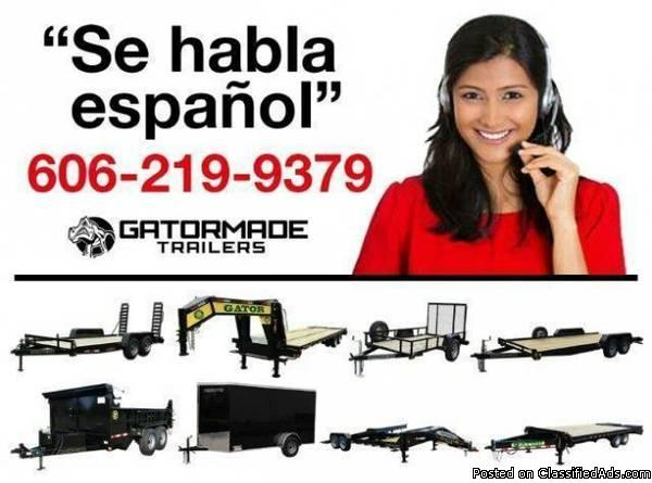 Venta de remolques / carros de arrastre / trailers _en ESPANOL