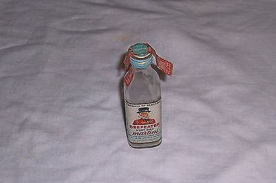 Beefeater Very Dry Martini Glass Mini Bottle Produce of England