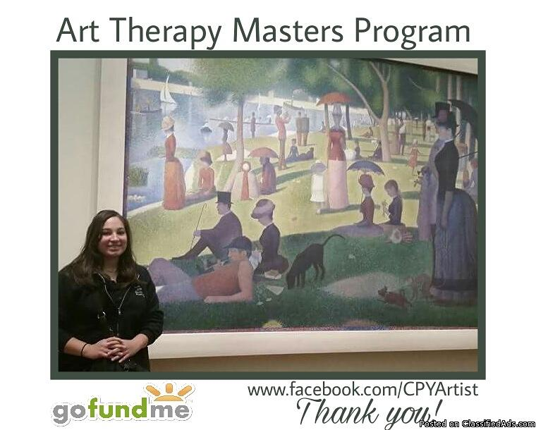 Art Therapy Masters Program Funding