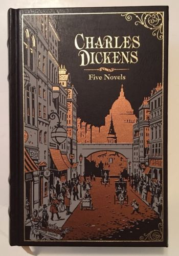 Charles Dickens Five Novels