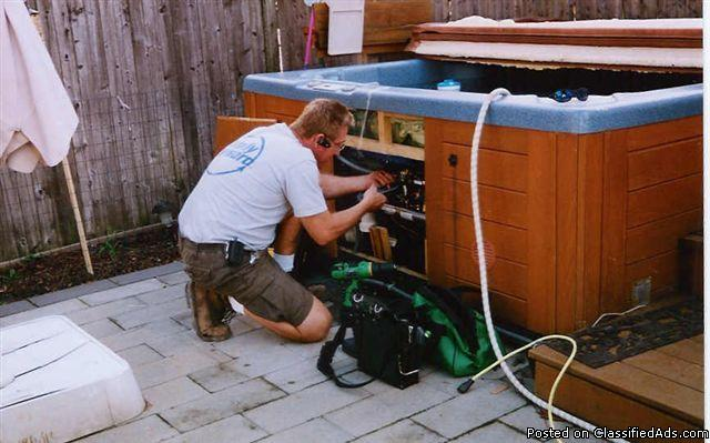 Hot Tub/Spas Servicing Twin Cities