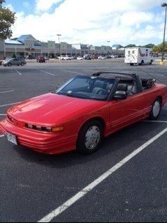 1993 Oldsmobile Cutlass Convertible