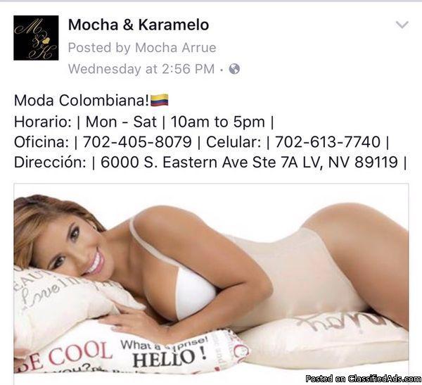 FABRICANTES DIRECTOS DE MODA COLOMBIANA