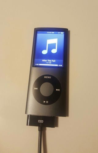 Apple ipod nano 4th generation 8gb
