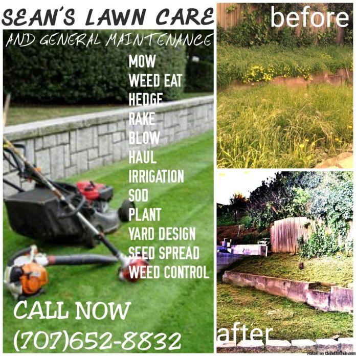 Sean's Lawn Care