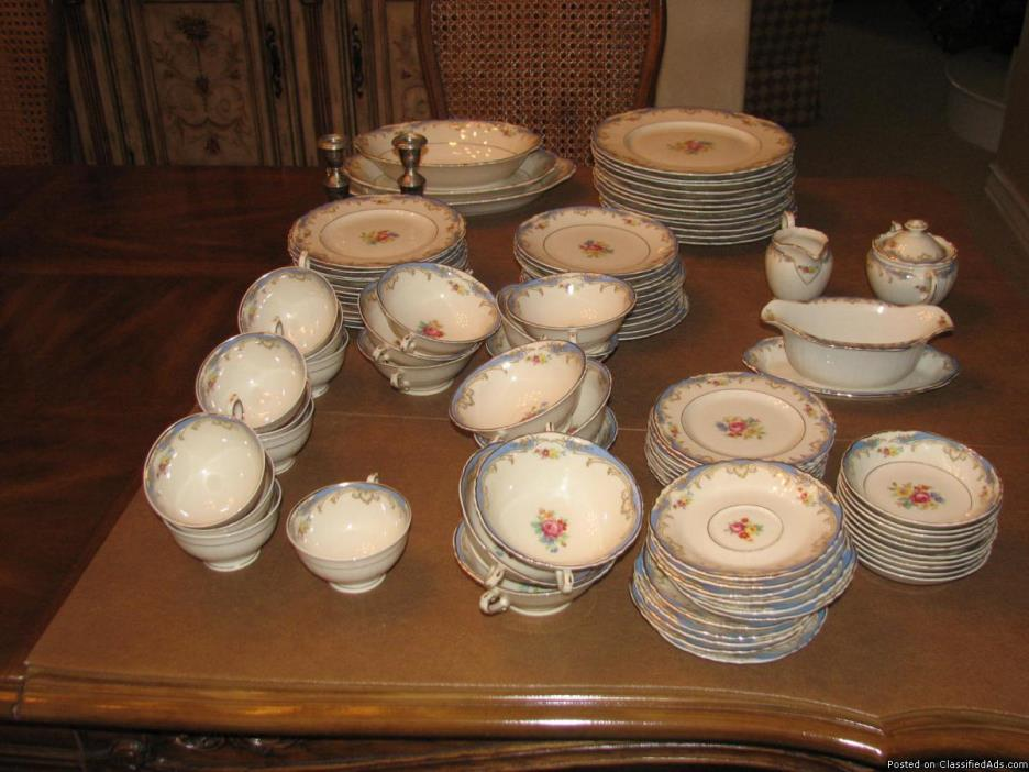 FINE ANTIQUE CHINA FOR SALE