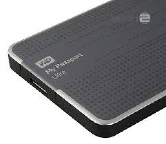 $40, WD 2TB My Passport Ultra Portable Hard Drive USB 3.0