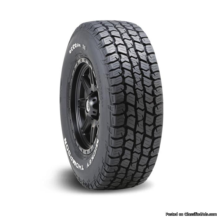 Mickey Thompson Deegan 38 A/T (NEW STYLE) | 285/55R20