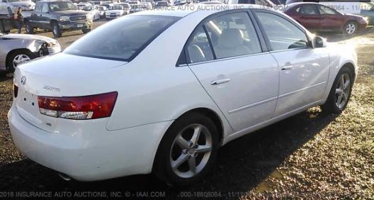 2006 Hyandai Sonata GLS 3.3L