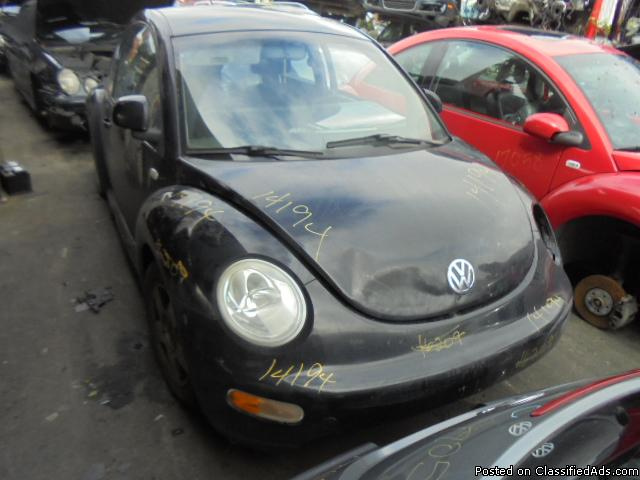 Parting out - 1999 VW Beetle - Parts - 14194