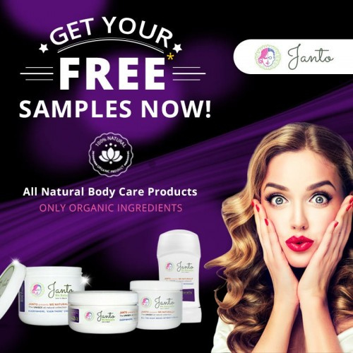 TRY all of Our Organic Product Samples, for FREE!