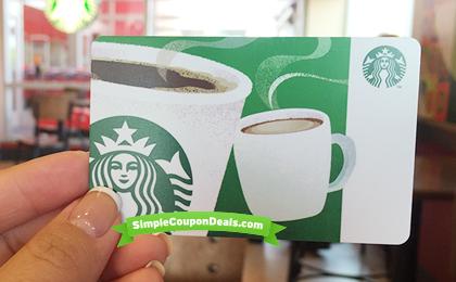 $150 Starbucks Gift Card