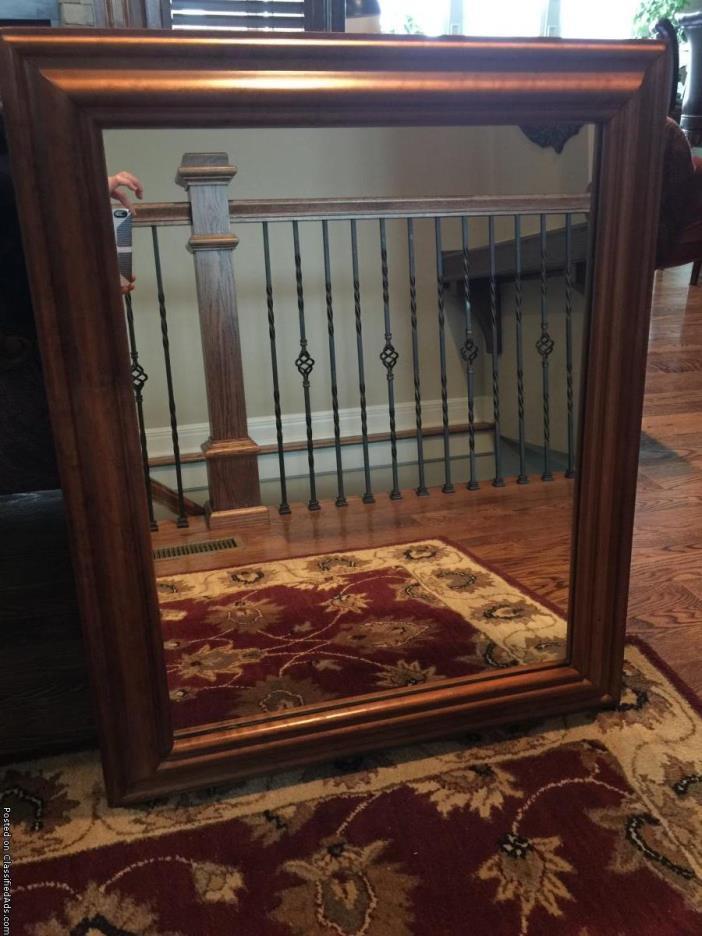 Mirror - Oak