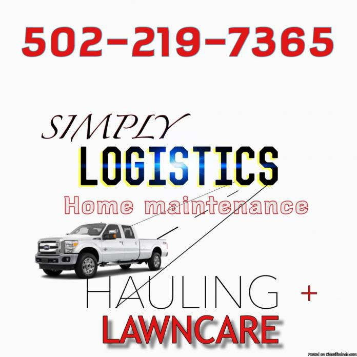 HOME SERVICES/HAULING/CLEAN UP ETC