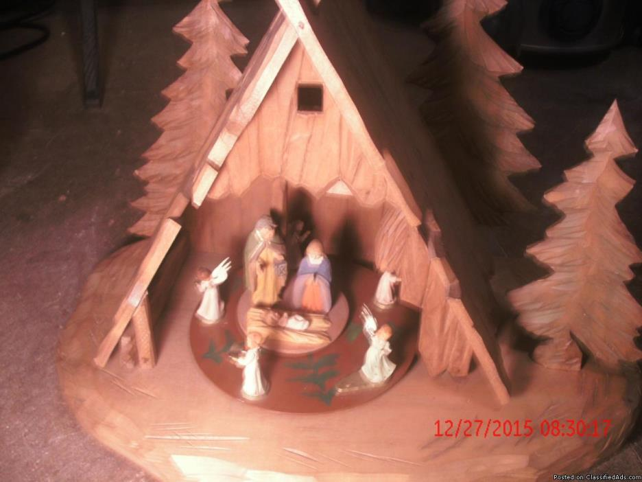 Wood Nativty