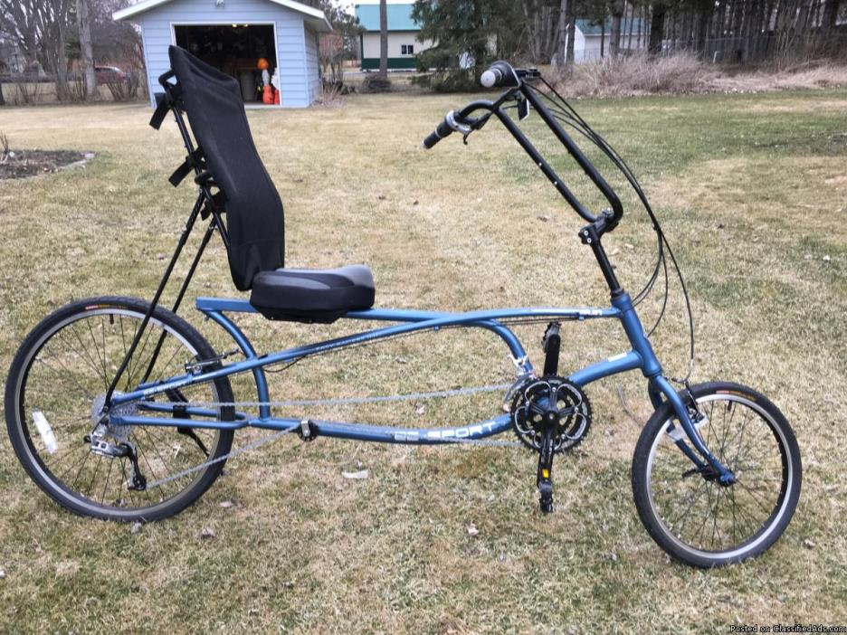 Recumbent Bike For Sale