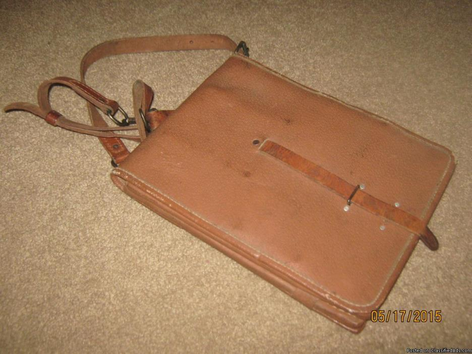 military map case