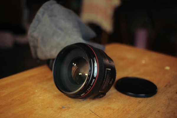 CANON 1.2 50mm USM Awesome Condition Prime Lens