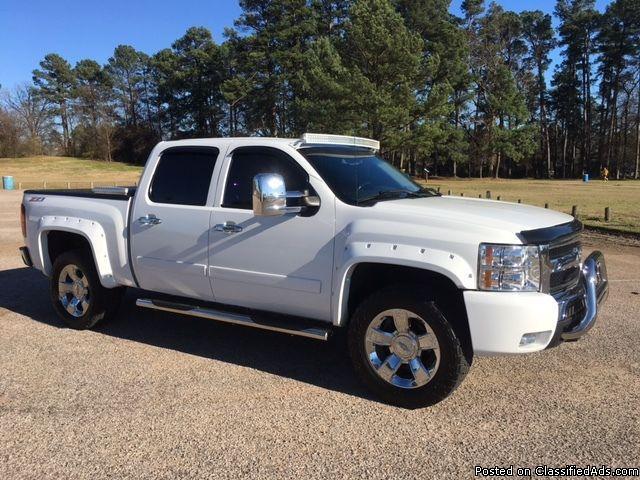 2007 Chevrolet Silverado 1500 3000$