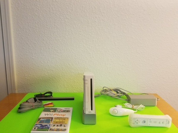 Wii with 2 consoles ASAP $35