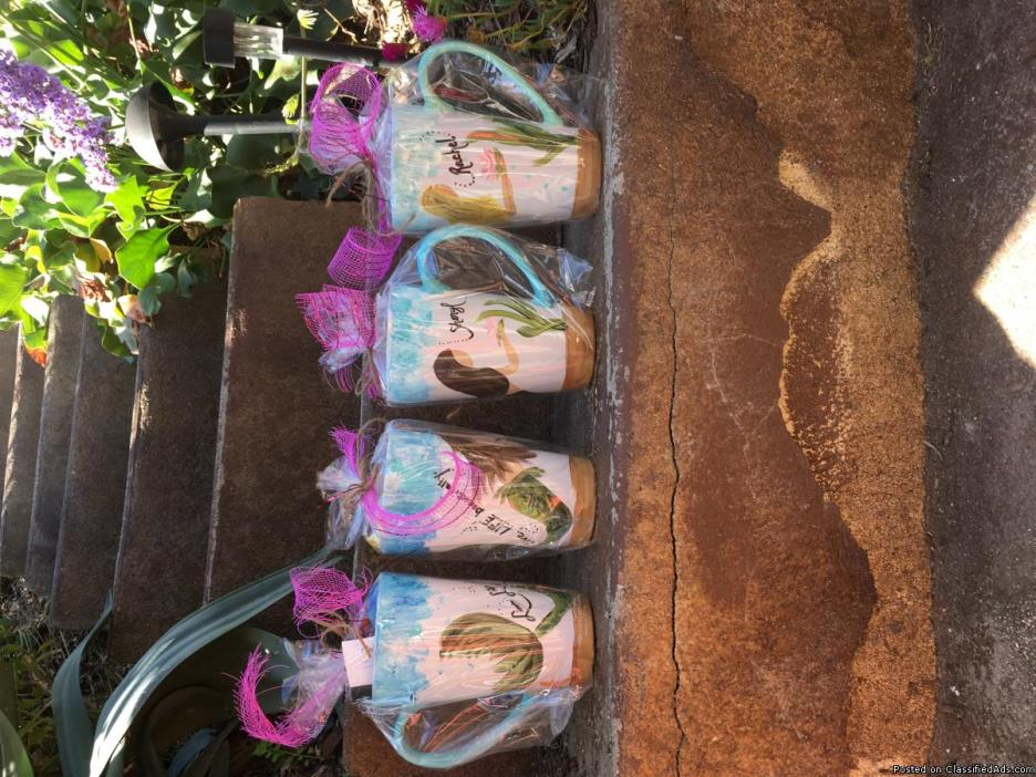 Mermaid Mugs!