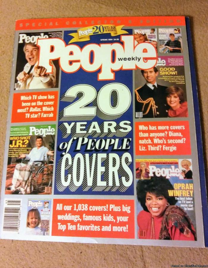 People's 20 Years of People Covers~~