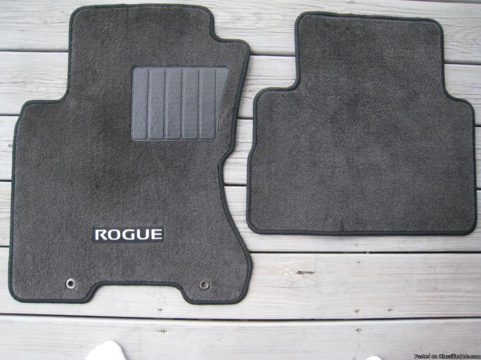 Floor Mats, Nissan Rogue
