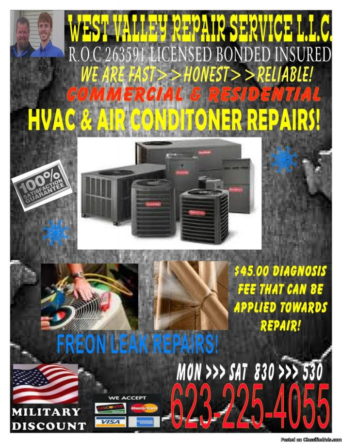 Hvac Ac Hvac AC needing Fixed Call us first Licensed Insured