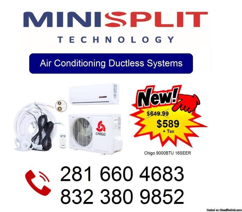 Air Conditioning Mini Split AC