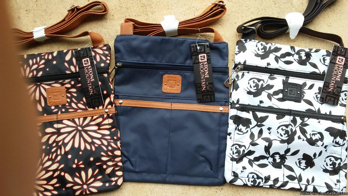 STONE MOUNTAIN CROSSBODY BAGS