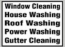Power Washing Pressure Washing Exterior House Washing Gutter Cleaning