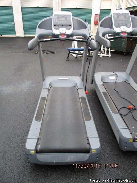 Precor 966i Experience Treadmill RTR#6113652-02