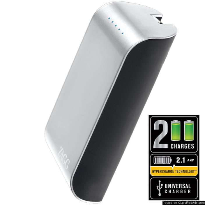 $10 OFF THE AMAZING ZAGG SPARQ PORTABLE CHARGER!!!!!