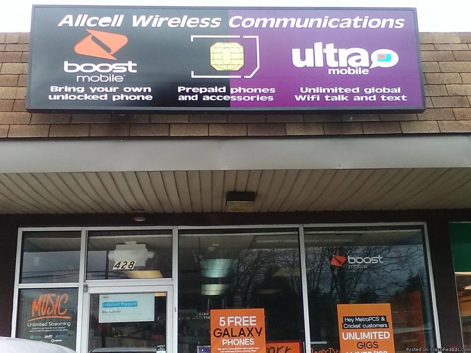 New Boost Mobile store in your area