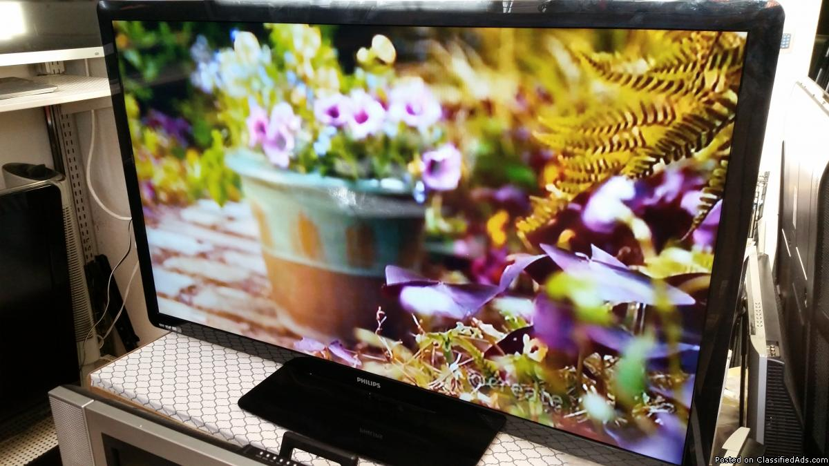 Philips 55 inch Smart Tv LED
