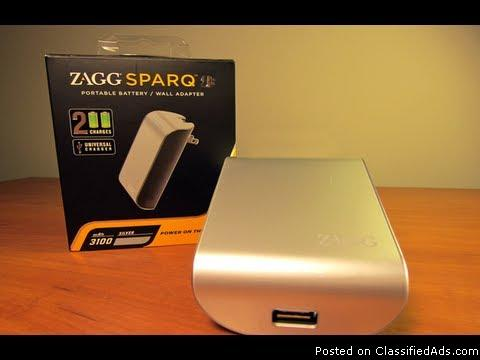 Zagg Sparq Charger