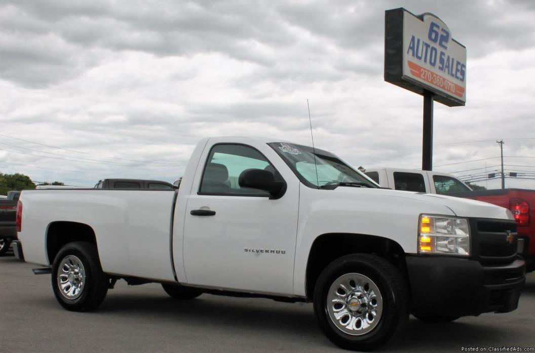 2012 Chevy Silverado 1500 ONE OWNER Texas Truck #10654