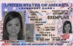 all types including Passports, Driver's licenses, ID cards, Stamps, Visas etc.